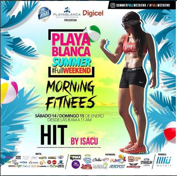 Photo of Playa Blanca Summer Full Weekend
