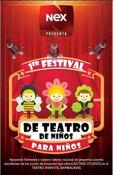 Photo of 1er. Festival de teatro de niños para niños