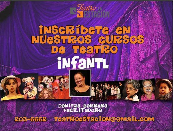 Photo of Curso de teatro infantil