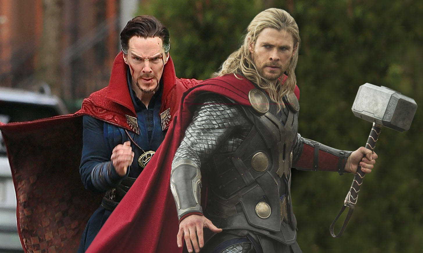 Photo of El Doctor Strange aparecerá en Thor: Ragnarok