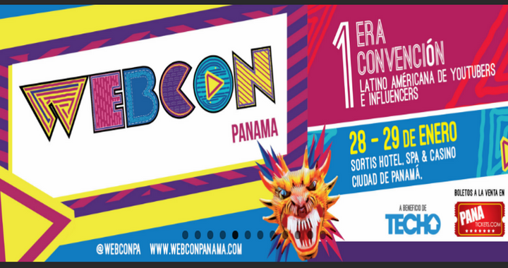 Photo of WebCon Panamá