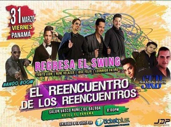 Photo of Regresa en Swing con el reencuentro de los reencuentros