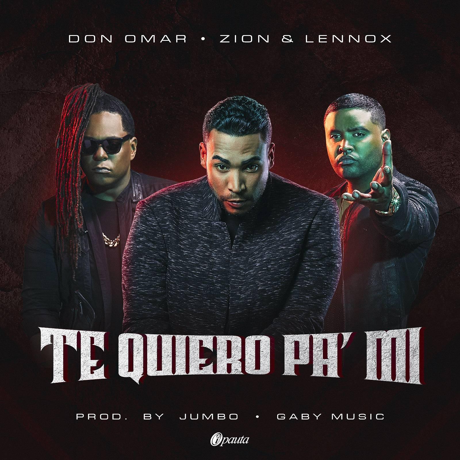 Photo of Don Omar lanza video oficial de «Te Quiero Pa' Mi»