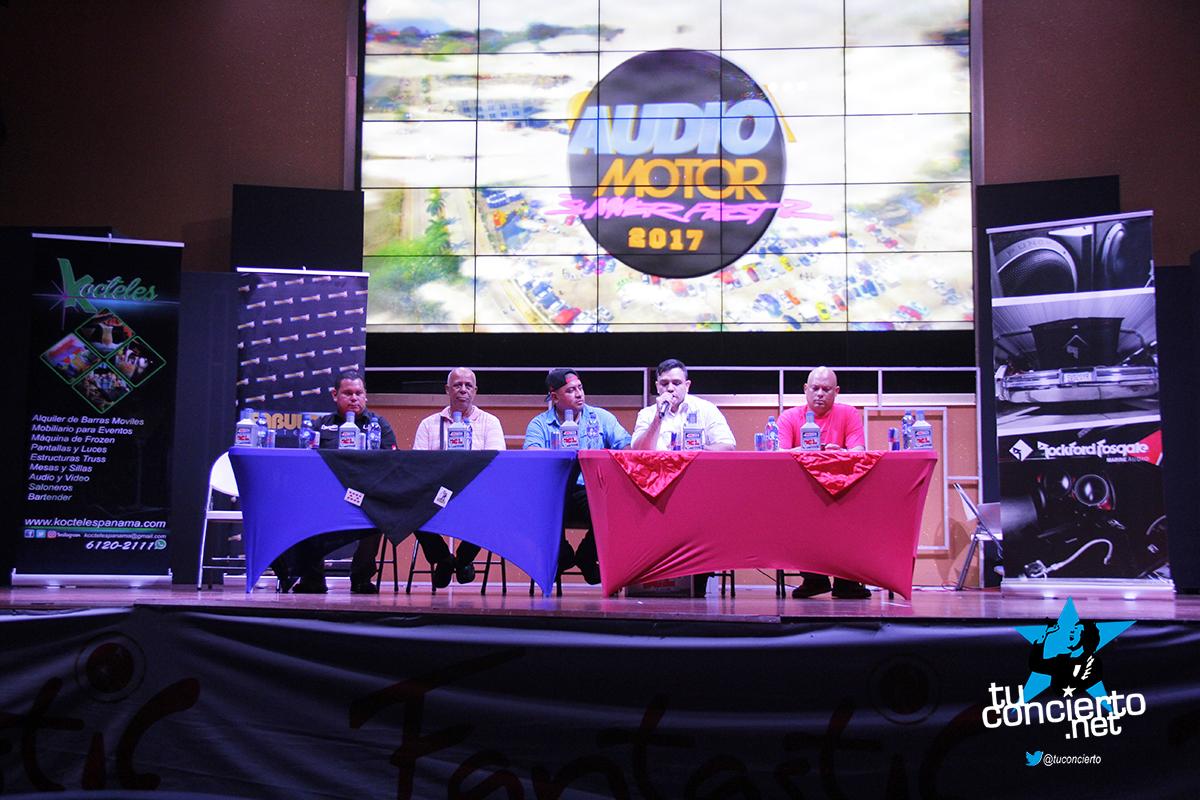 Photo of Conferencia de Prensa de Audio Motor Summer Fest