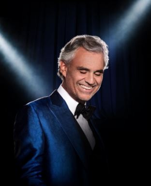 Photo of Panamá se prepara para recibir Andrea Bocelli