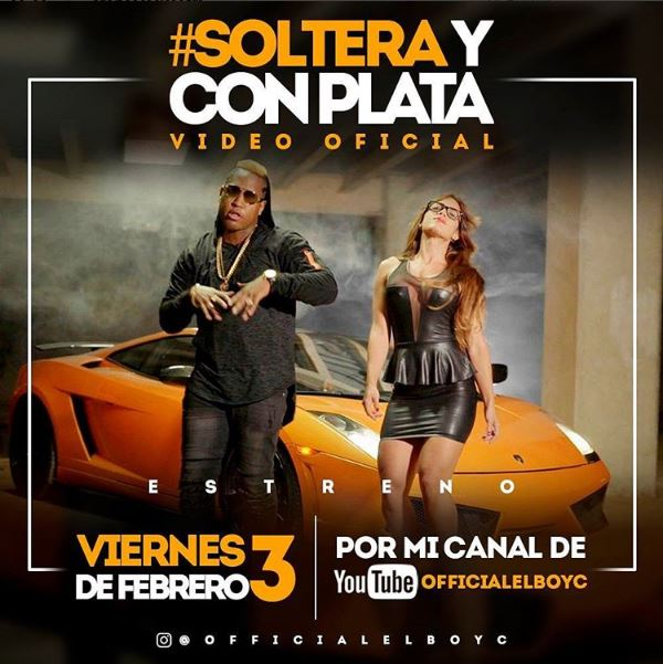 Photo of El Boy C, a punto de presentarnos #SolteraYconPlata