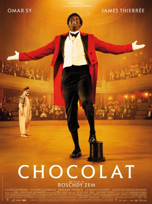Photo of Sr. Chocolate La película
