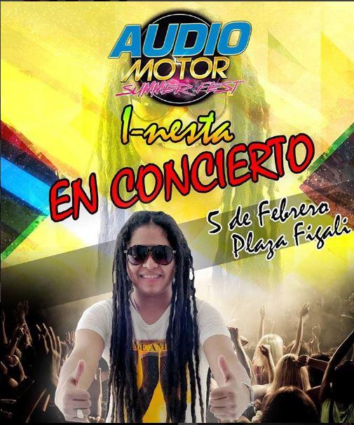 Photo of I- Nesta en concierto