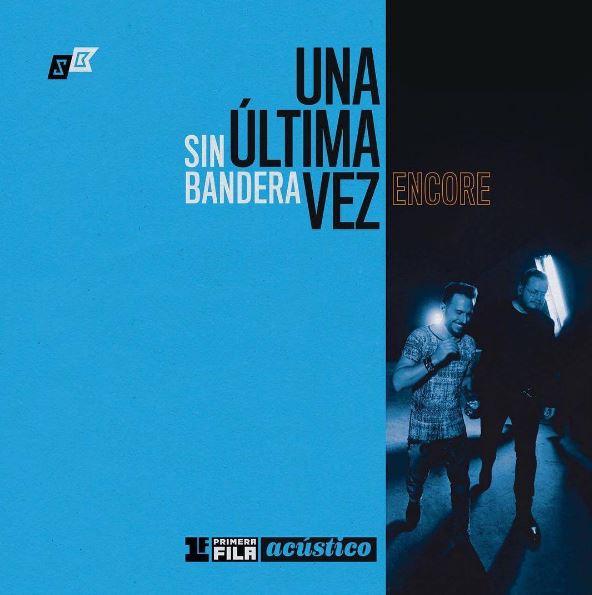 Photo of Sin Bandera estrena en 1era. Fila