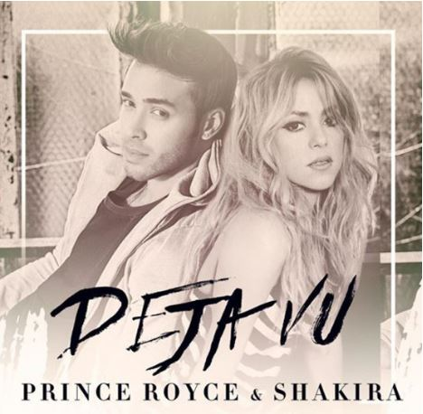 Photo of Prince Royce y Shakira, presentan #DejaVu