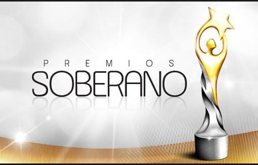 Photo of Premios Soberano 2017