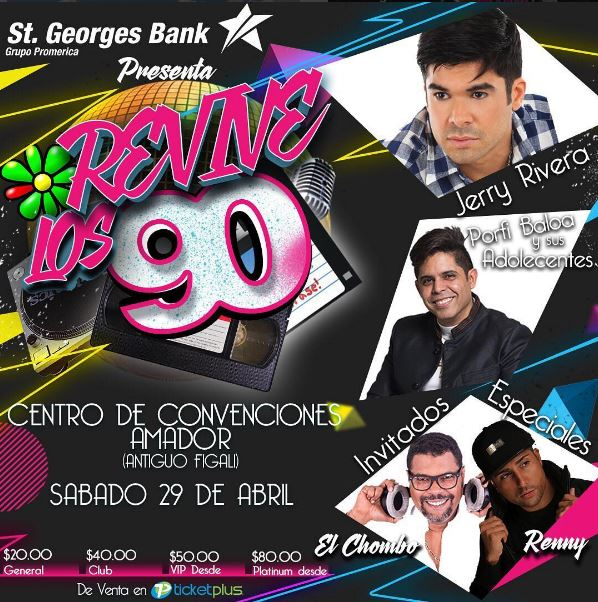 Photo of Concierto de 'Revive los 90'