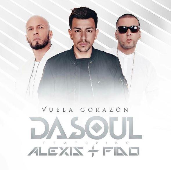 Photo of Dasoul estrena 'Vuela Corazón' con Alexis y Fido