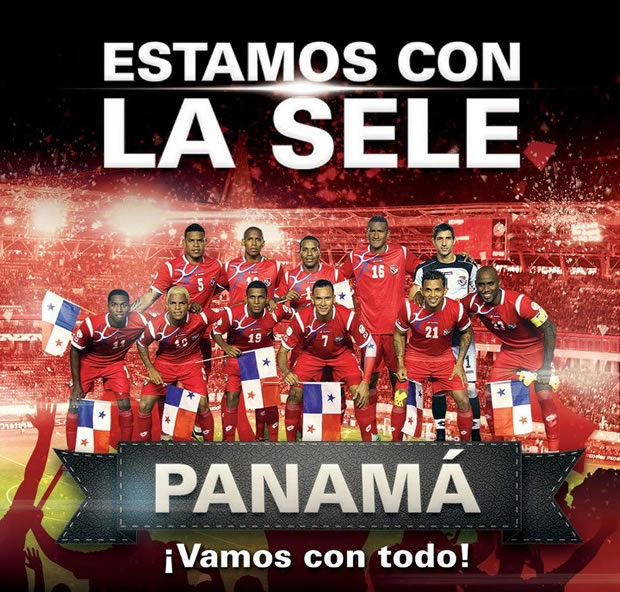 Photo of Apoyando a la sele! Panamá vs E.E.U.U.