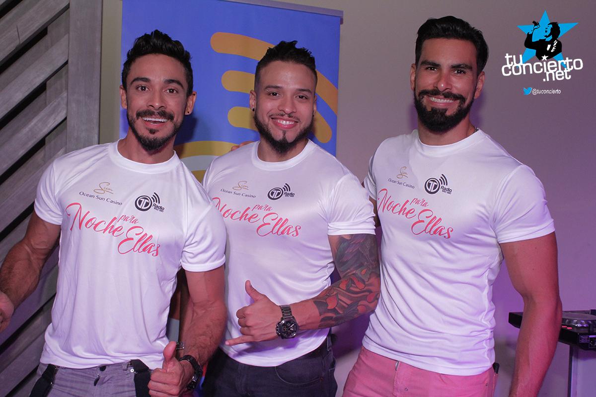 Photo of Una Noche para Ellas con Telemetro Radio en el Ocean Sun Casino