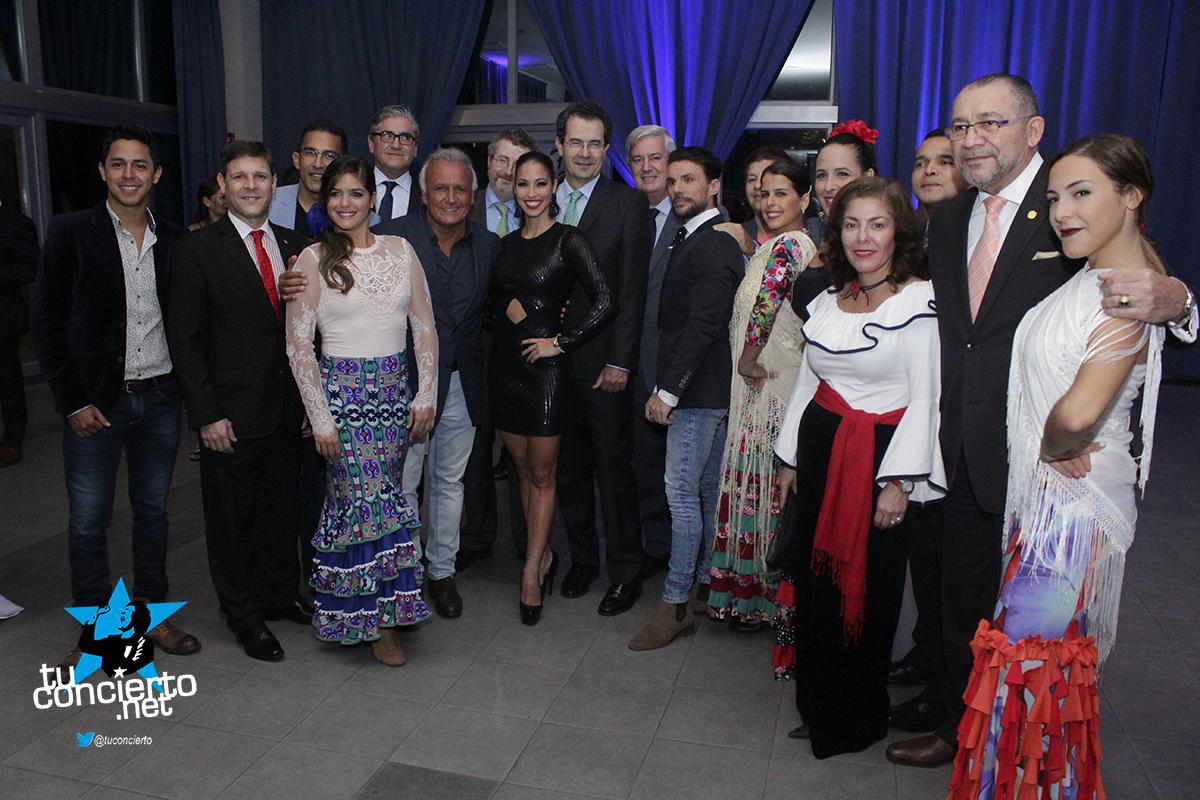 Photo of Cóctel de Inauguración del Panamá Flamenco Festival 2017