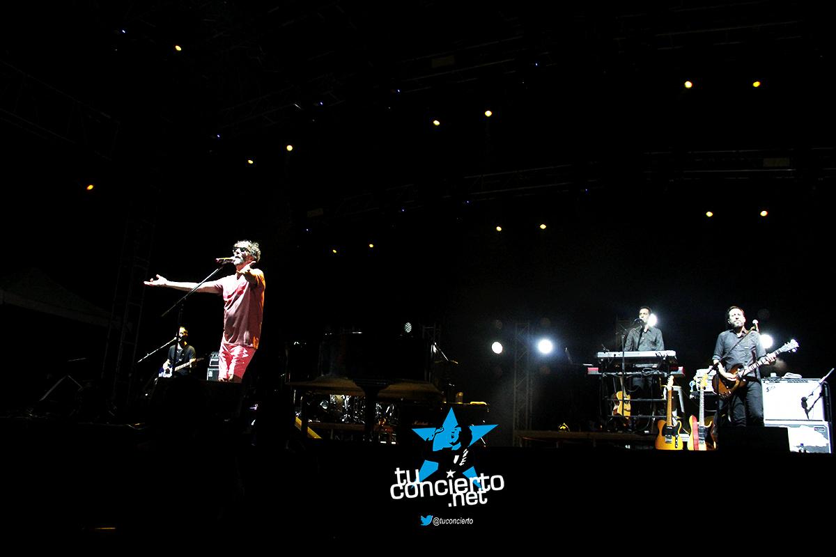 Photo of Fito Páez en concierto