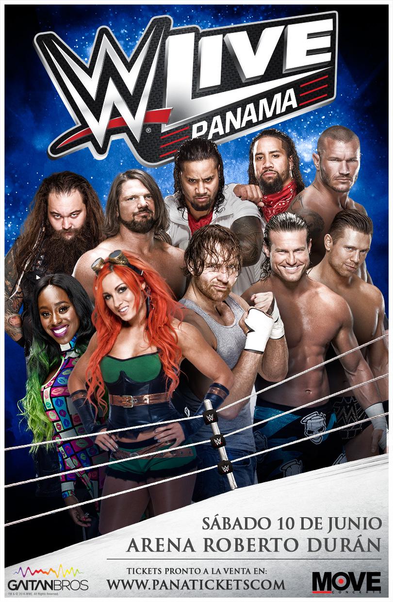 Photo of WWE LIVE  en Panamá