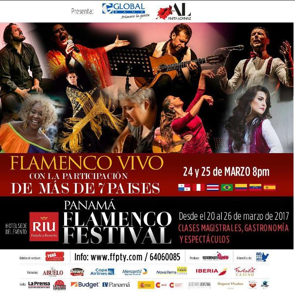 Photo of 'Flamenco Vivo' con la participación de más de 7 paises