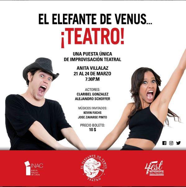 Photo of 4to Festival de Teatro de Panamá presenta 'El elefante de venus'