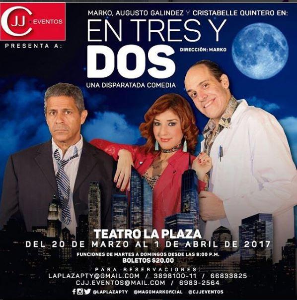 Photo of Obra 'En tres y dos'