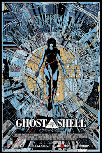 Photo of Mañana nueva función de Ghost in the Shell: La animación original