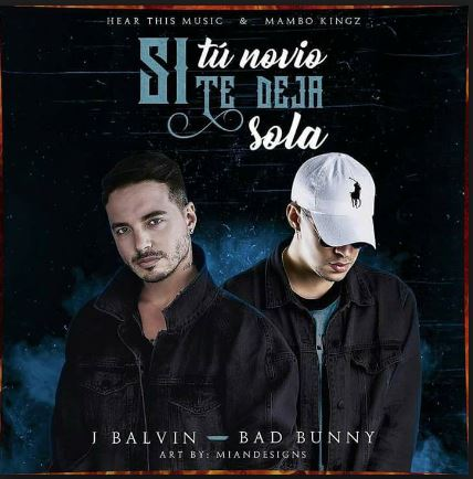 Photo of J Balvin presenta «Si tu novio te deja sola»