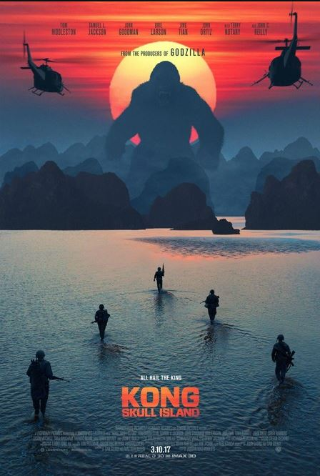 Photo of Kong: La Isla Calavera