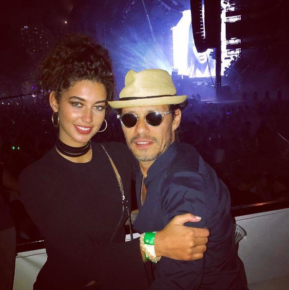 Photo of Mariana Downing comparte la primera foto con Marc Anthony