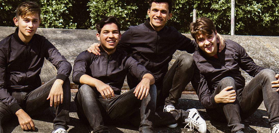 """Photo of El grupo juvenil Retz lanzo su nuevo sencillo """"El ritmo que te mueve"""""""
