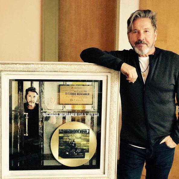 Photo of Ricardo Montaner estreno el video oficial de 'Un hombre normal'