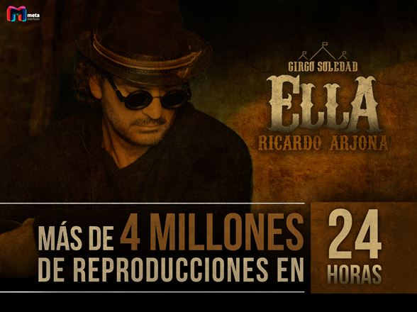 Photo of Ricardo Arjona regresó con todo