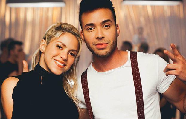 Photo of Shakira nos muestra como baila bachata