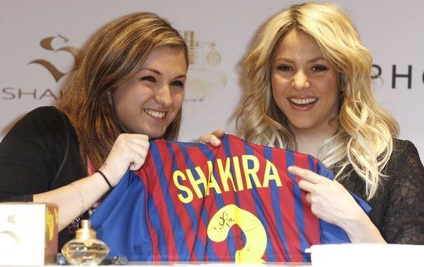 Photo of Shakira celebró la histórica remontada del Barcelona