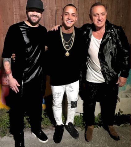 Photo of Sixto Rein, Nacho y Franco de Vita se unen en nuevo proyecto