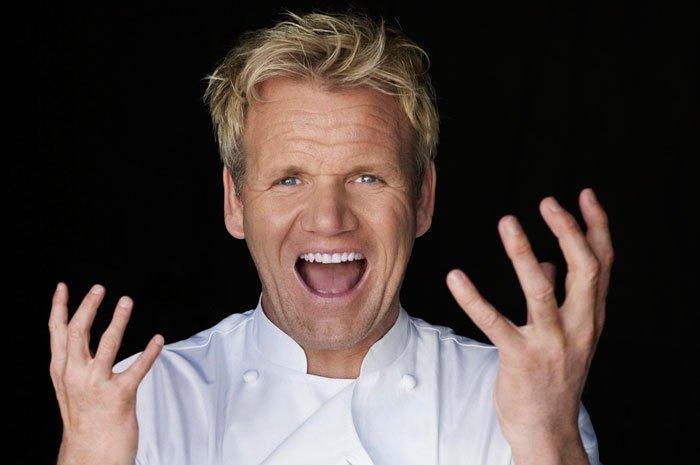 Photo of El Colmo de un Chef: Gordon Ramsay