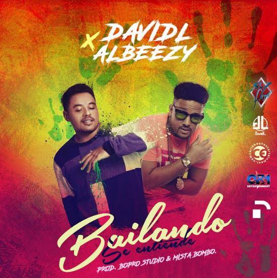 Photo of David L y Albeezy presentan «Bailando Se Entiende'