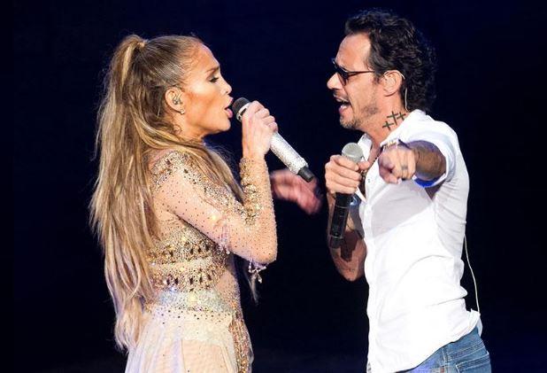 Photo of Jennifer Lopez cantó con Marc Anthony en República Dominicana