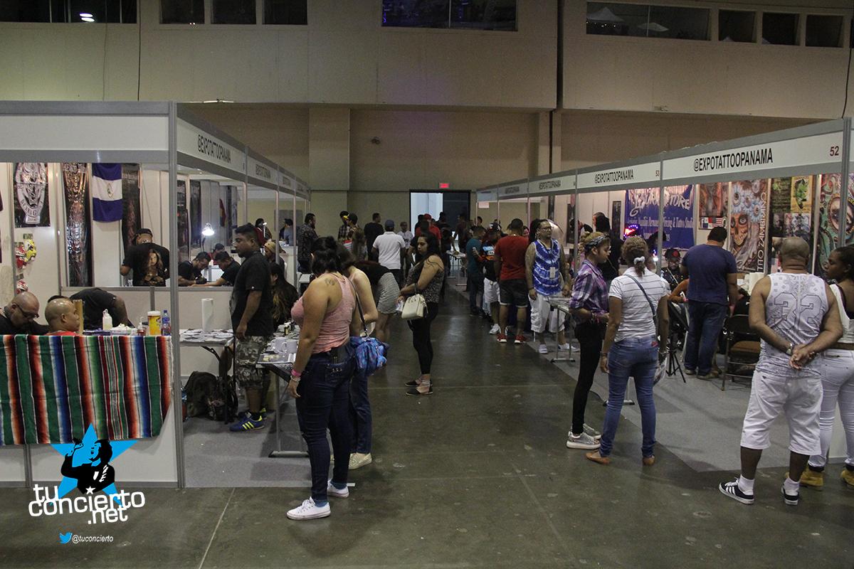 Photo of Primer día de Expo Tattoo