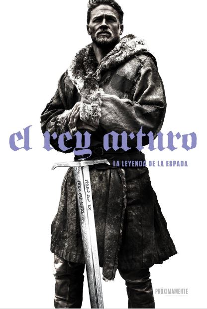 Photo of Trailer final de 'El Rey Arturo: la leyenda de la espada'