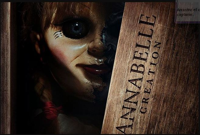Photo of Llega el 2do. Trailer de 'Annabelle: la creación'