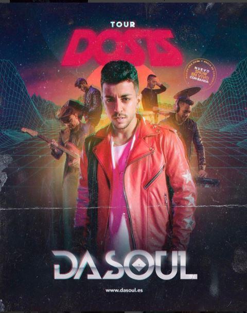 Photo of Dasoul anuncia que su próxima gira es llamada «Dosis Tour»