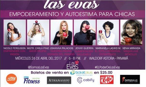 Photo of Esta noche empoderamiento y autoestima para chicas con 'Las Evas'