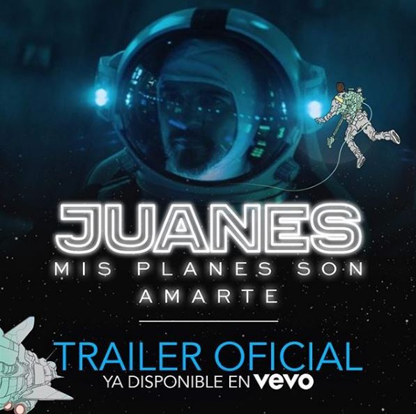 Photo of Juanes presenta adelanto de 'Mis planes son amarte'