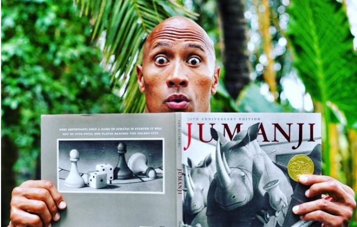 Photo of Jumanji: Welcome to the Jungle