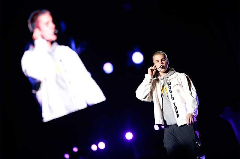 Photo of Justin Bieber se tomó Bogotá: postales de uno de los conciertos más esperados de 2017