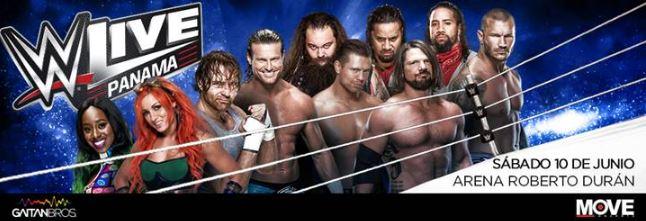 Photo of Disponible los boletos para 'WWE Live Panamá, lucha libre'