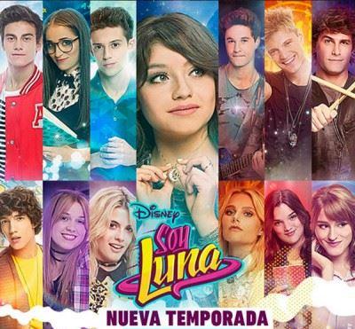 Photo of La serie 'Soy Luna' estrena su segunda temporada