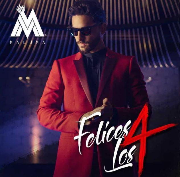 Photo of Maluma hace récord con el estreno de su nuevo tema 'Felices los 4'