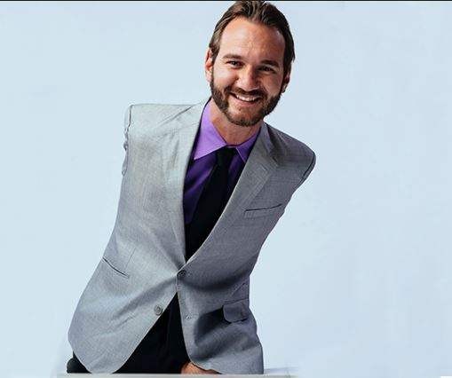 Photo of Nick Vujicic estará en Teleconferencia para Panamá